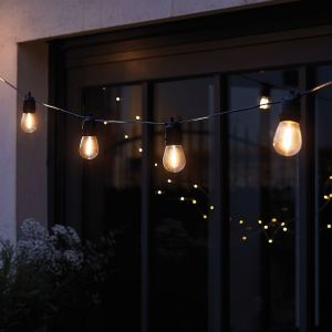 Nature & Découvertes Guirlande solaire guinguette Jolie Nuit