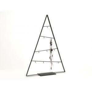 Amadeus Refuge - Sapin en métal noir foncé (70 cm)