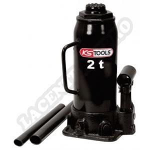 KS Tools Cric bouteille, capacité 10 tonnes