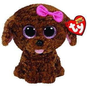 Ty Beanie Boo's : Chien Maddie 15 cm