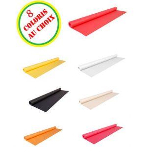 Maildor 195751C - Rouleau de papier kraft couleur, 65 g/m², 10m x 0,70m, coloris blanc