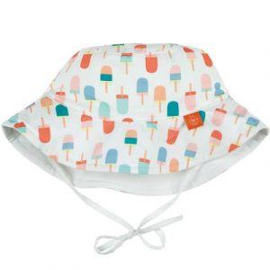 Lässig Chapeau anti-UV réversible Splash & Fun 0-6 mois