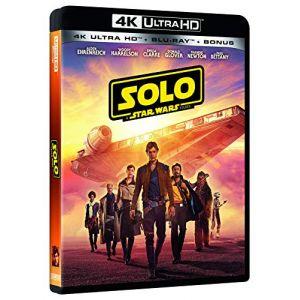Solo, a star wars story [4K Ultra HD]