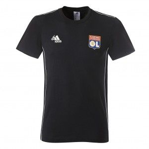 Adidas Core 18 T-Shirt Mixte Adulte, Black/White, FR : L (Taille Fabricant : L)