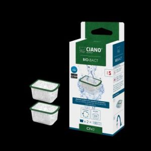 Ciano 2 Cartouches Bio-BACT Taille S