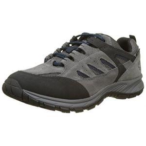 Timberland Sadler Pass F/L Low GTX Chaussures Homme gris/noir 45 Chaussures loisir