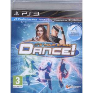 Dance ! It's your Stage (PlayStation Move) [PS3]