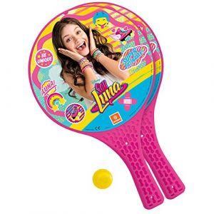 Jeu de raquettes plage Disney Soy Luna