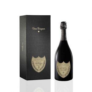 Dom Pérignon Cuvée blanc coffret standard