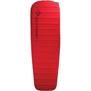 Sea to Summit Comfort Plus Self Inflating Mat (Large, red)