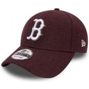 A New Era Seasonal Heather 940 Boston Red Sox casquette bordeaux chiné