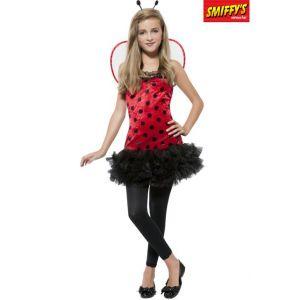Smiffy's Costume miss coccinelle ado