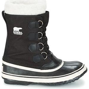 Sorel Winter Carnival Black / Stone Woman Chaussures après-ski