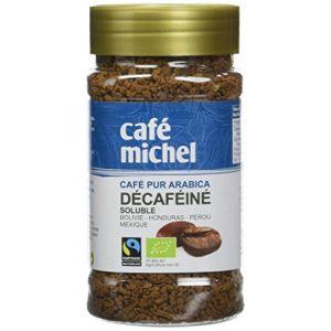 Terra etica Café bio soluble décaféiné 100 g
