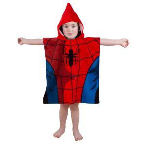 Character World Poncho de bain Spiderman Ultimate Thwip (50 x 115 cm)