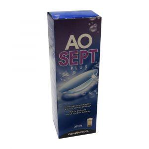 Alcon Aosept Plus - Solution nettoyante pour lentilles de contacts