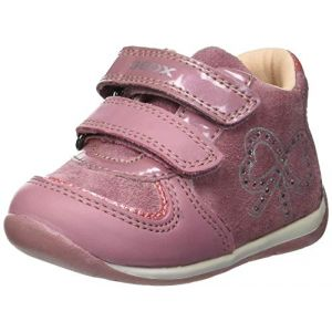Geox B Each B, Sneakers Basses bébé Fille, Rose (Pink C8004), 23 EU