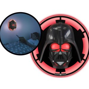 Lansay Applique 3D masque de Dark Vador Star Wars