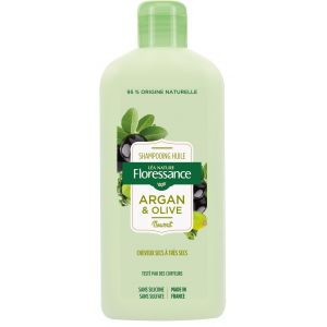 So'Bio Étic Argan & Olive - Shampooing huile nourrissant