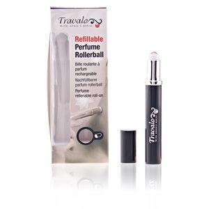 Travalo Touch Elegance - Roll-On à parfum rechargeable (5 ml) - Noir