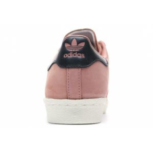 Adidas Chaussures SUPERSTAR 80 rose - Taille 36,36 2/3,38 2/3,40 2/3,41 1/3
