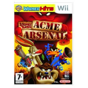 Looney Tunes : Acme Arsenal [Wii]