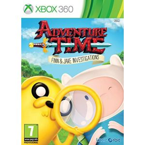 Adventure Time : Finn and Jake Investigations [XBOX360]