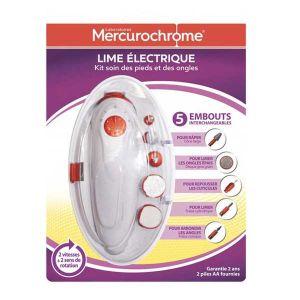Mercurochrome Lime Electrique Soin des Pieds et des Ongles