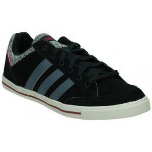 Adidas Cacity, Chaussures de Sport Homme, Noir (Noir Essentiel/Onyx/Rouge Bourgogne Collégial), 40 2/3 EU