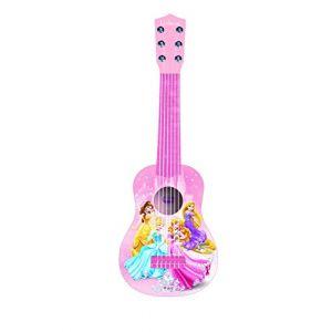 Lexibook K200DP - Mini guitare Disney Princesse