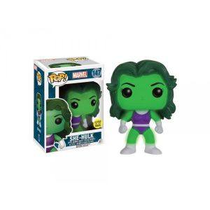 Funko Figurine Pop! Marvel : She Hulk Glow In The Dark