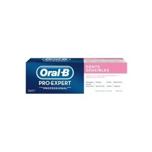 Oral-B Dentifrice Pro Expert Professional - Dentifrice pour dent sensibles
