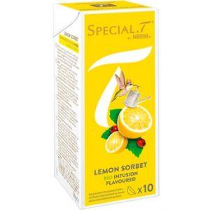 Nestlé Capsules Special.T Infusion Lemon Rose Sorbet x10