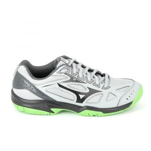 Mizuno Chaussure multi sports cyclone speed jr hightrise noir vert 36