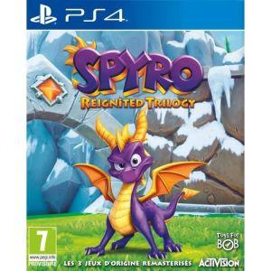 Spyro Reignited Trilogy [PS4]