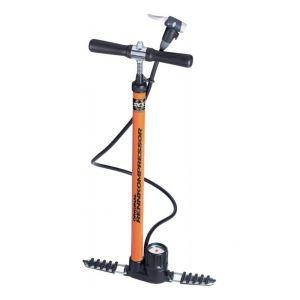 SKS Kompressor orange (Design: Vlve : Levier) Pompe à pied