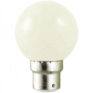 Vision-El Ampoule LED Blanc jour 1W (10W) B22 Bulb