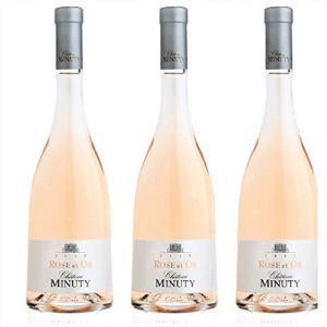 Minuty Château Rose et Or - Côtes de Provence AOP - 2018 - Bouteille 75cl