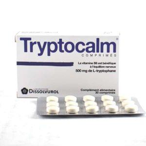 Dissolvurol Tryptocalm 500 mg (30 comprimés)