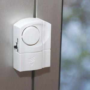 Velleman Mini Alarme pour porte, fenêtre, placard