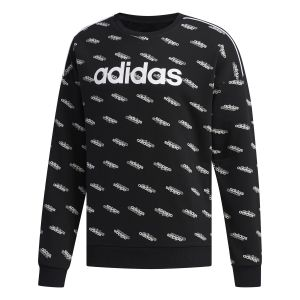 Adidas Sweat shirt - Fav ts sw - Noir Homme L