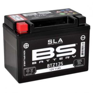 BS Battery Batterie Gel BTZ12S 12V 11Ah