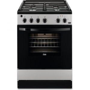 Faure FCM640HCSA - Cuisinière mixte 4 foyers gaz avec four électrique