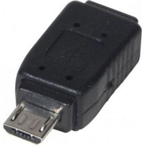 MCAD 081205 - Adaptateur mini USB 5PTS femelle vers micro USB B male
