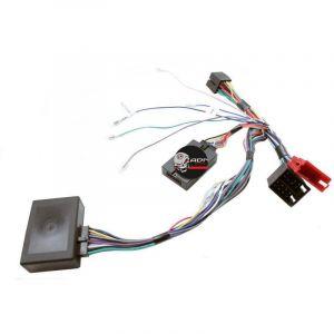 Interface Commande au volant AD8CN Audi ap01 Mini-ISO Ampli bose Chinois