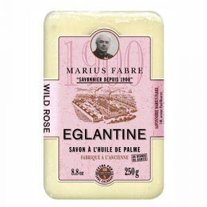 Marius Fabre Savonnette à l'huile d'olive - 250 g - églantine