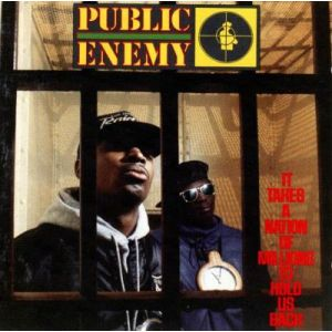 Universal music Public Enemy - It Takes A Nation Of Millions To Hold Us Back 12 Inch LP