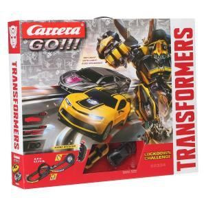 Carrera Toys 62334 - Circuit Go!!! Transformers