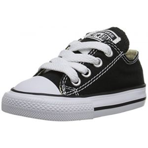 Converse Chuck Taylor All Star Core Ox, Baskets mode mixte enfant - Noir, 26 EU