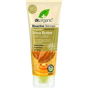 Dr. Organic Shea Butter Skin Lotion - 200 ml